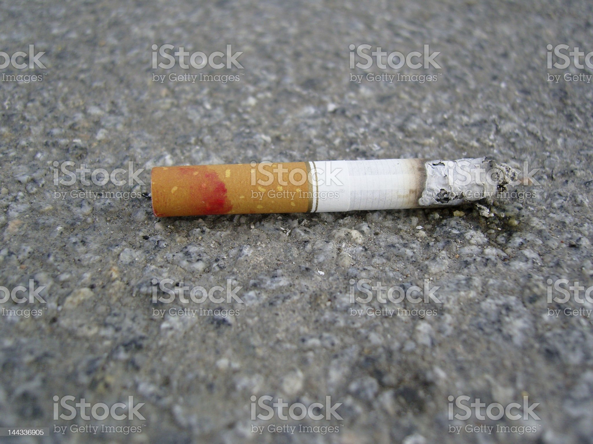 cigarette royalty-free stock photo