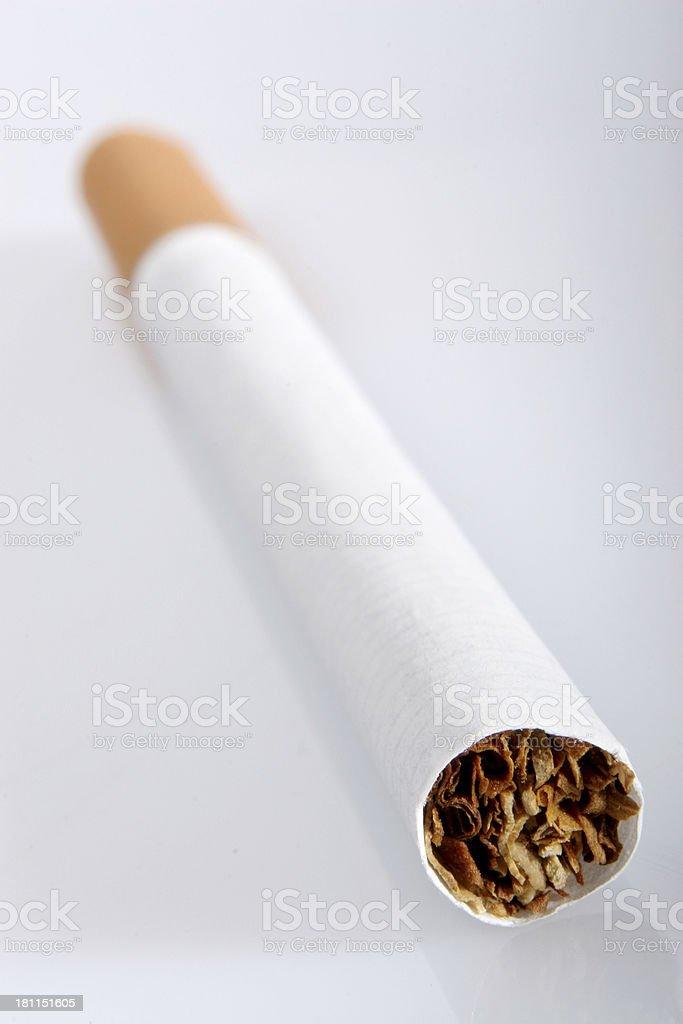 Sigaretta foto stock royalty-free