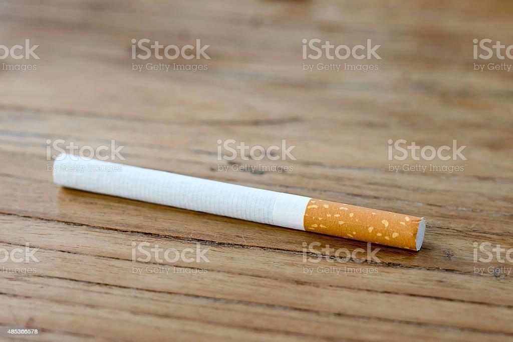 cigarette stock photo