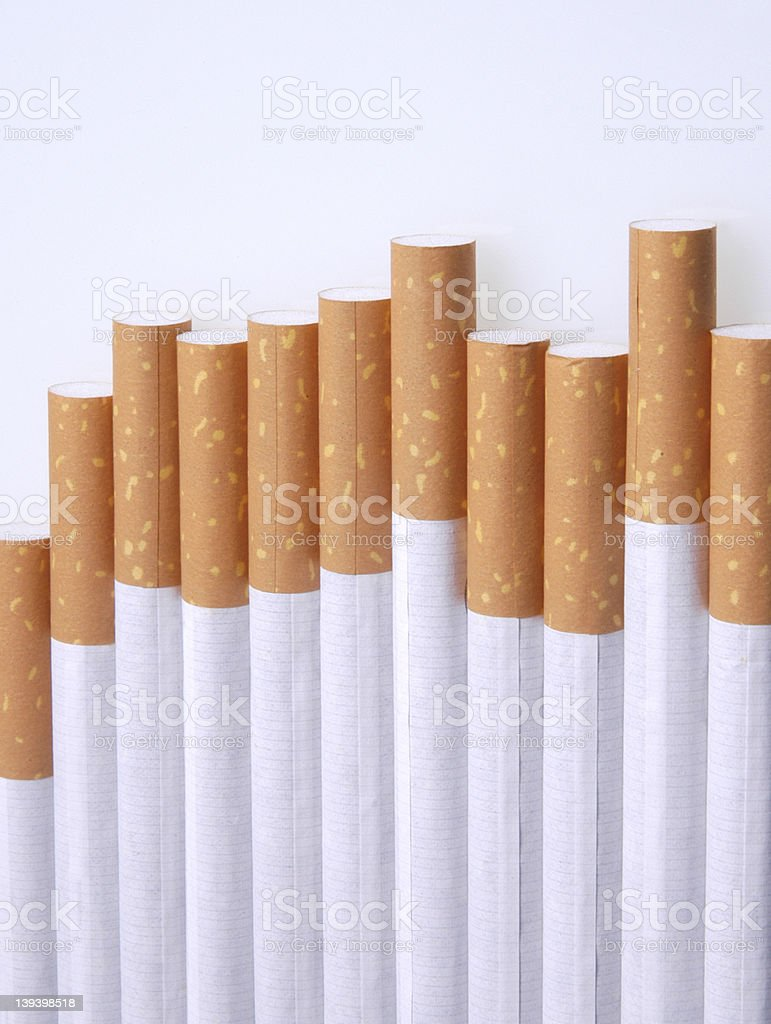 cigarettes 4 royalty-free stock photo