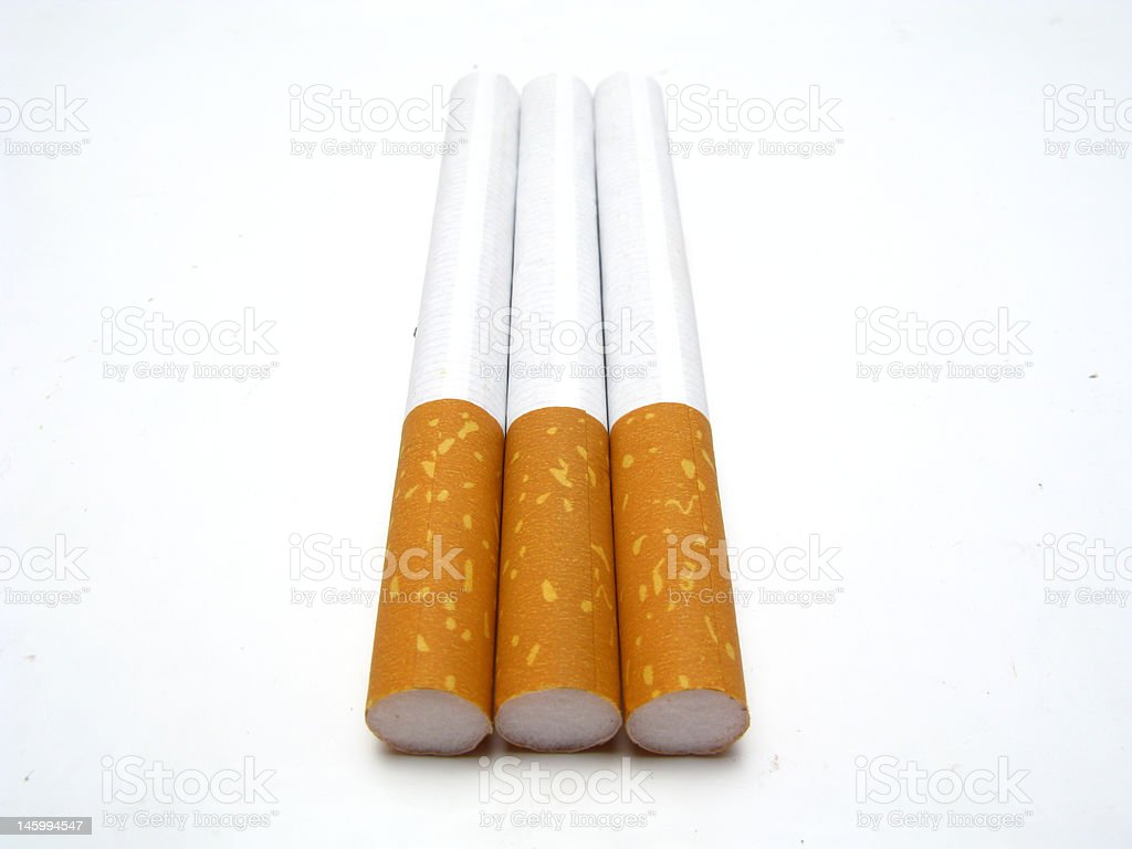 cigarros royalty-free stock photo