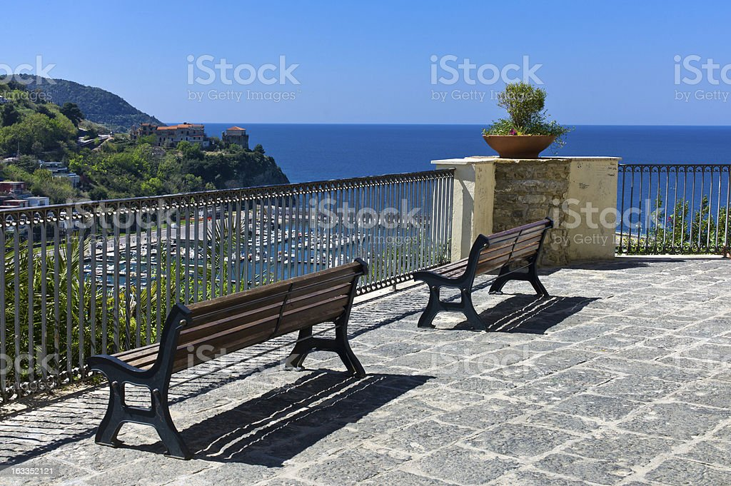 Cilento stock photo