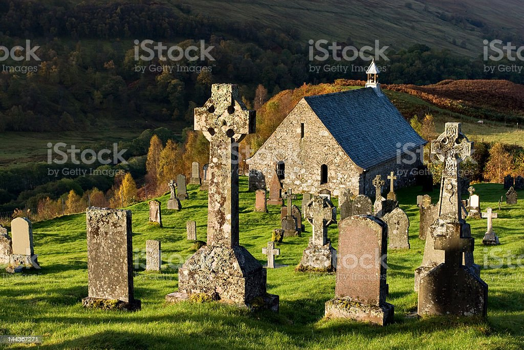 Cille Choirill stock photo