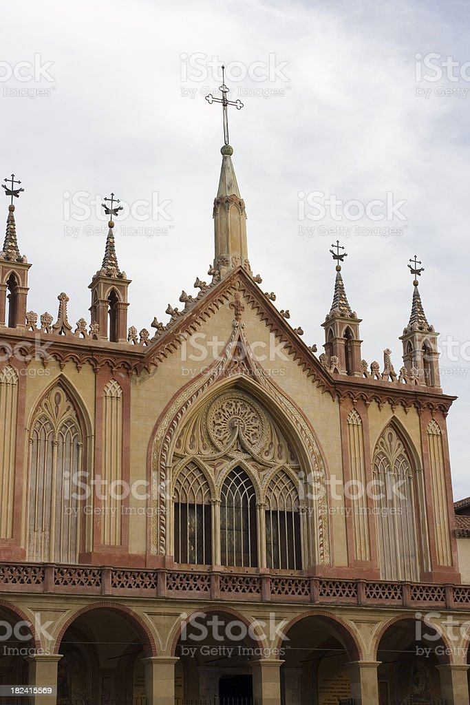 Cimiez Monastery, Nice, France royalty-free stock photo
