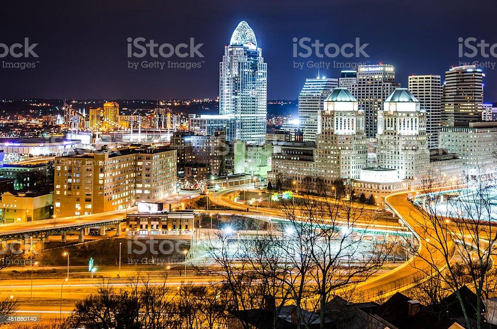 Cincinnati stock photo
