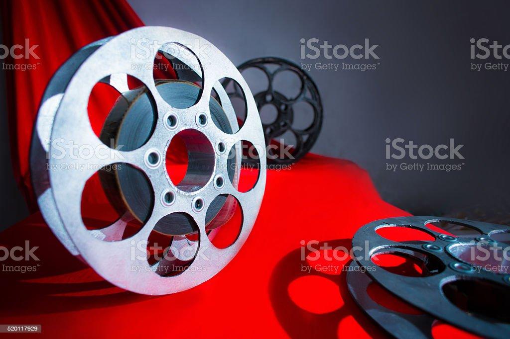 cinema stock photo