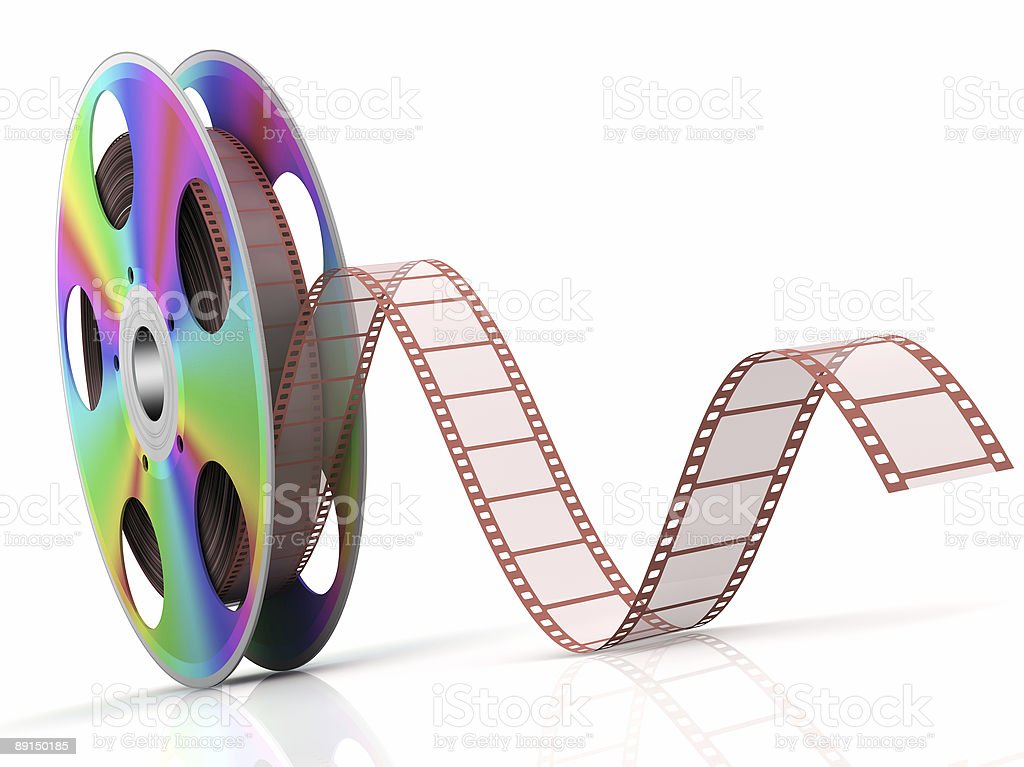 Cinema royalty-free stock photo