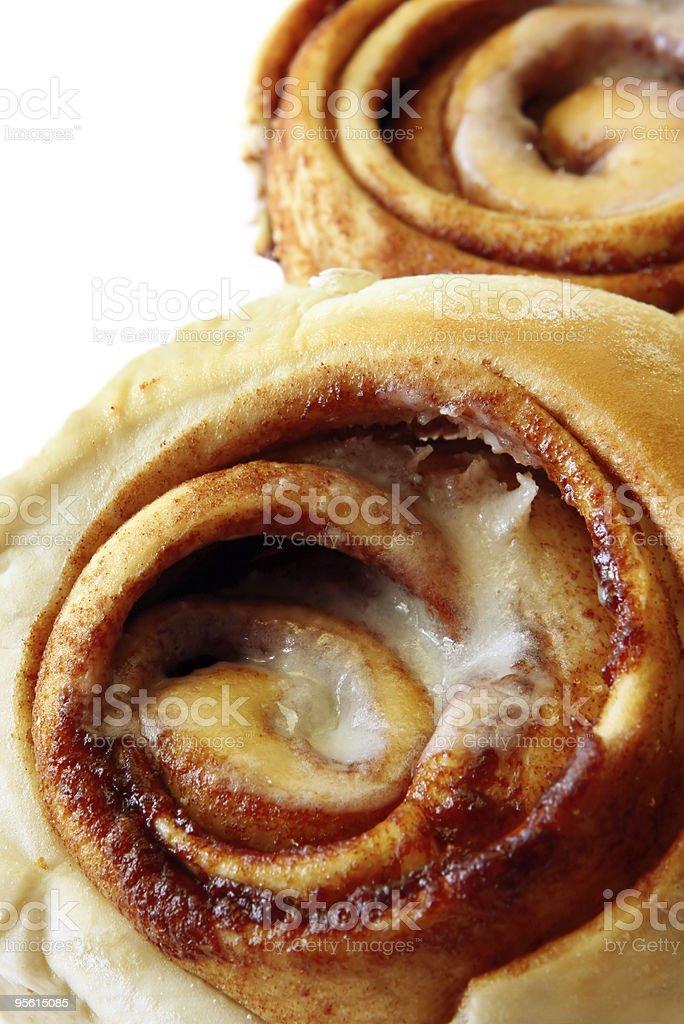 Cinnamon Buns stock photo