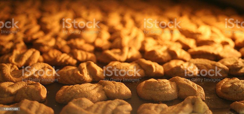 Cinnamon Cakes royalty-free stock photo