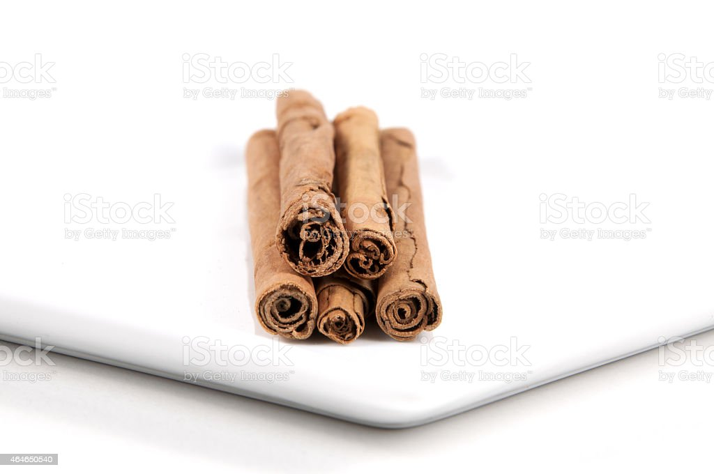 Cinnamon. stock photo