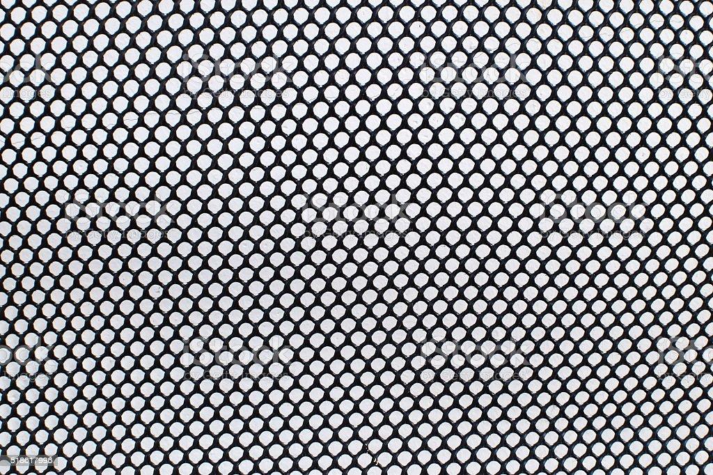 circle black net stock photo