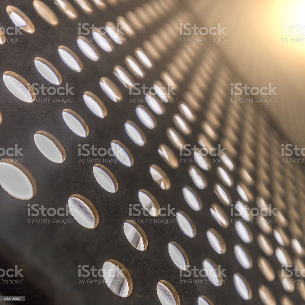 circle pattern stock photo