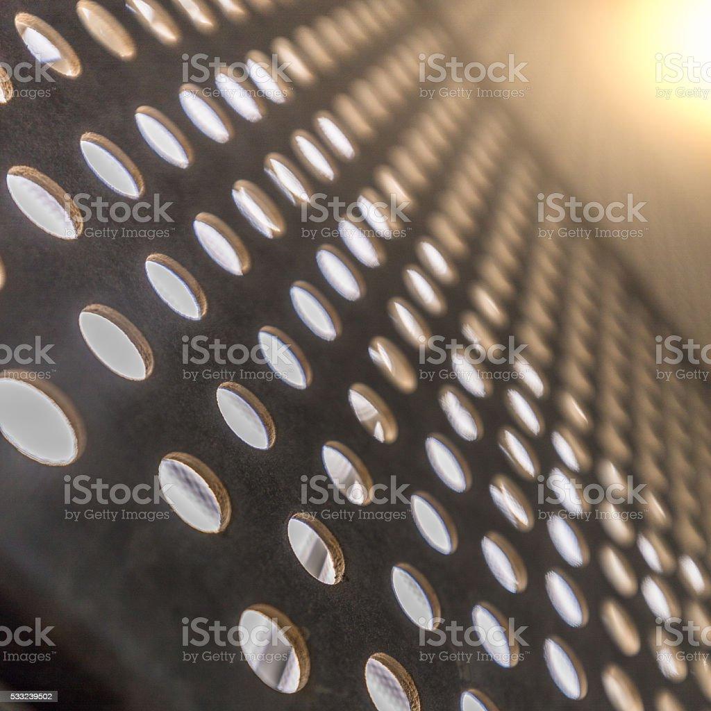 circle pattern stock photo