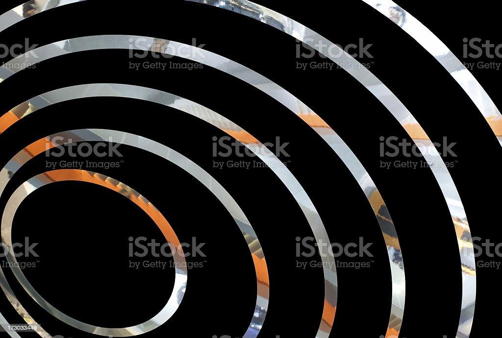 Circles royalty-free stock photo