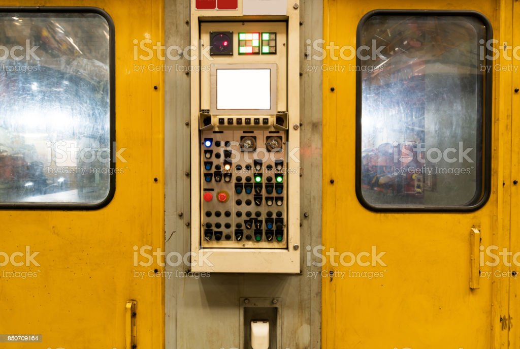 circuit controller box stock photo