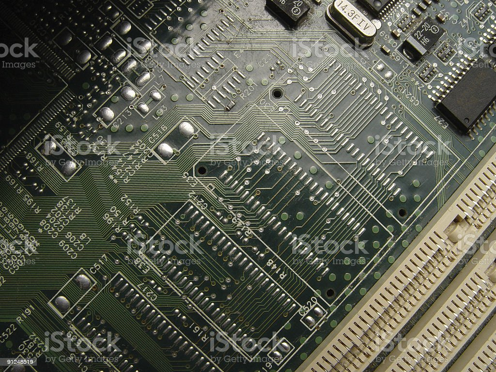 Circuit stock photo