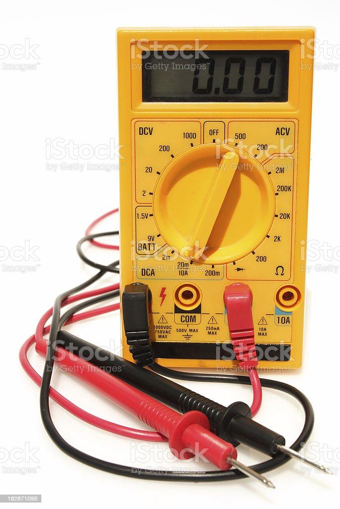 circuit testing equipment stock photo