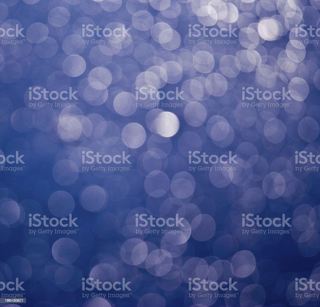 Circular bokeh background royalty-free stock photo