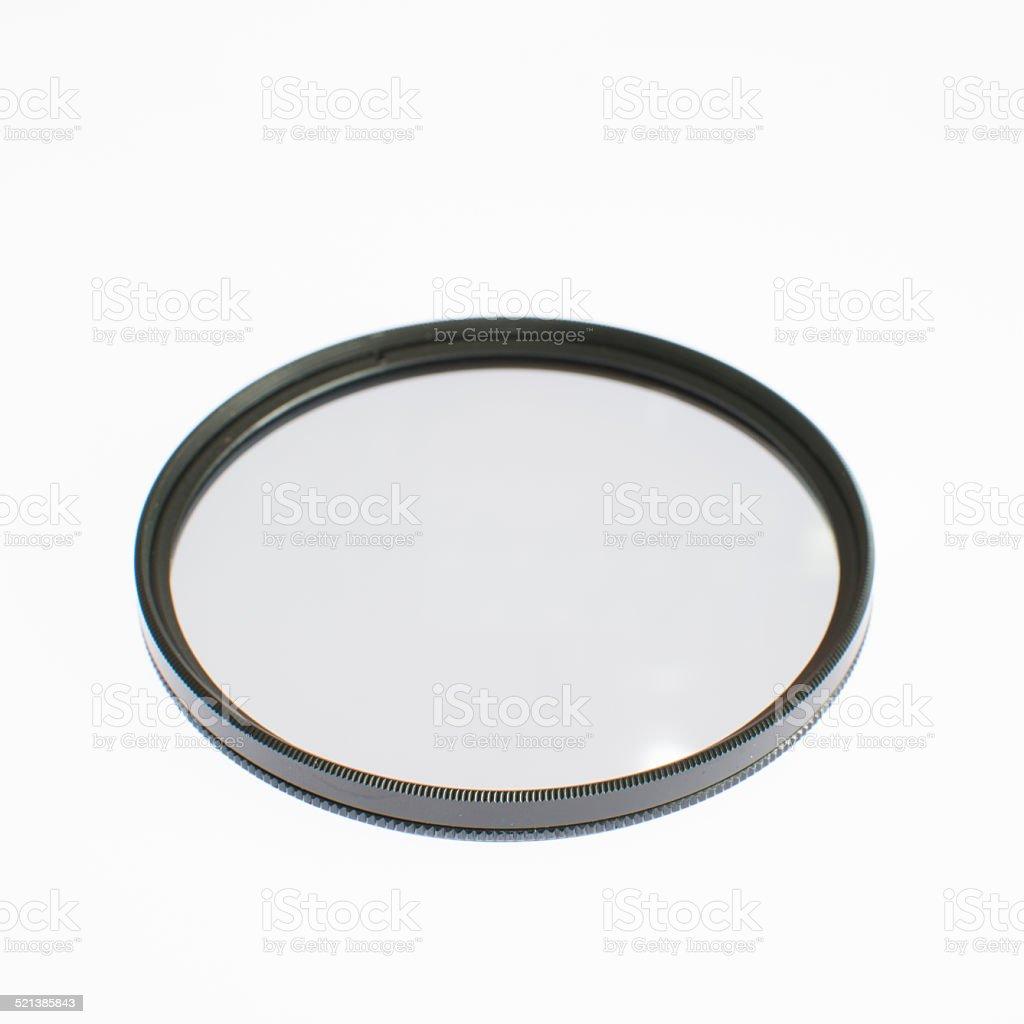 circular filter stock photo