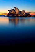 Circular Quay And Sydney Opera House