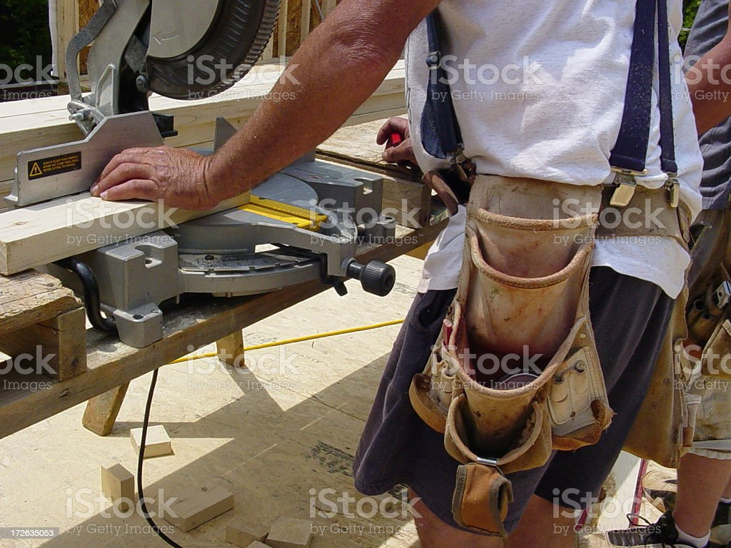 Circular Saw 1 stock photo