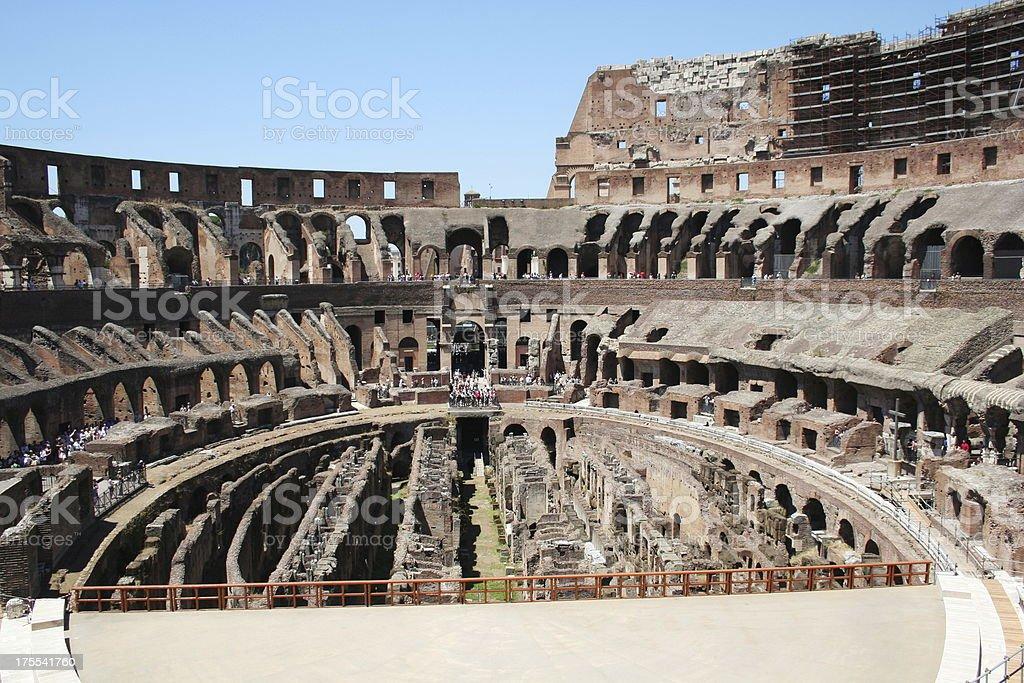 Circus Colosseum stock photo