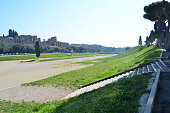 Circus Maximus and Palatino, Rome