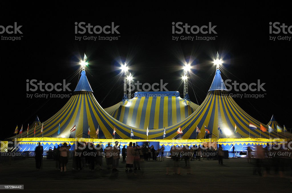 Circus royalty-free stock photo