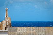 Cirkewwa quay, where ferries depart for Gozo