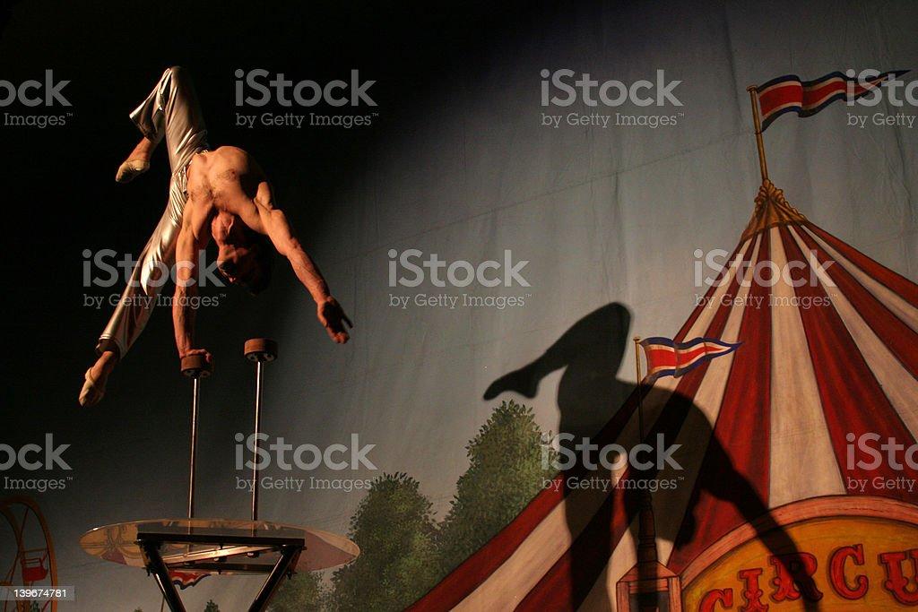 cirus performer stock photo