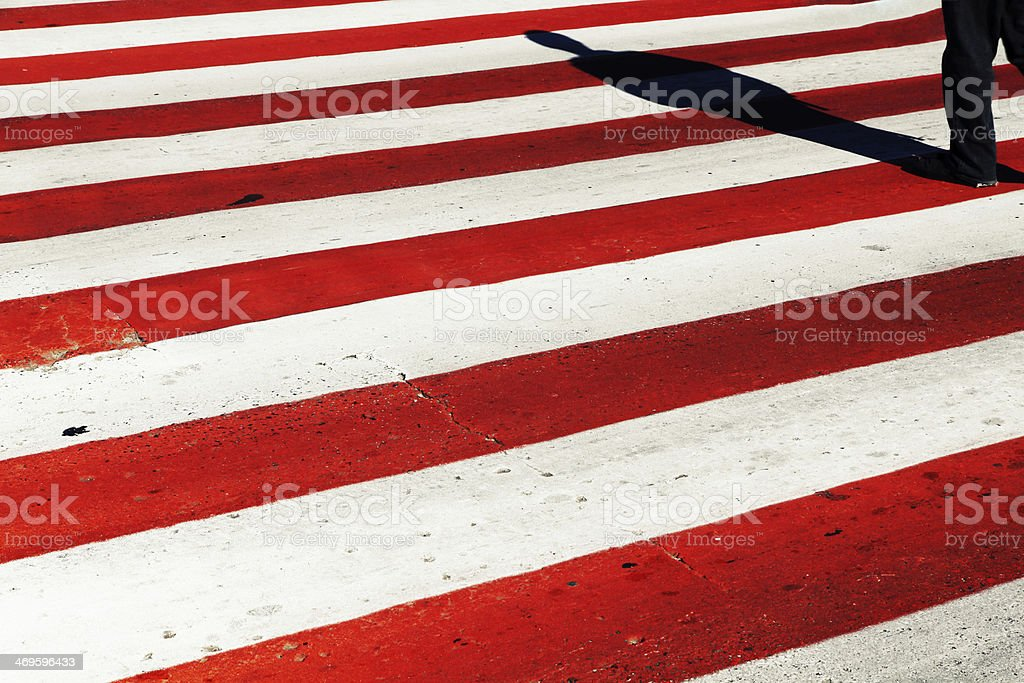 Citizen royalty-free stock photo