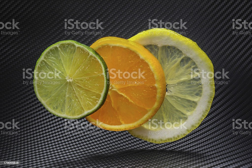 Citric Mix royalty-free stock photo
