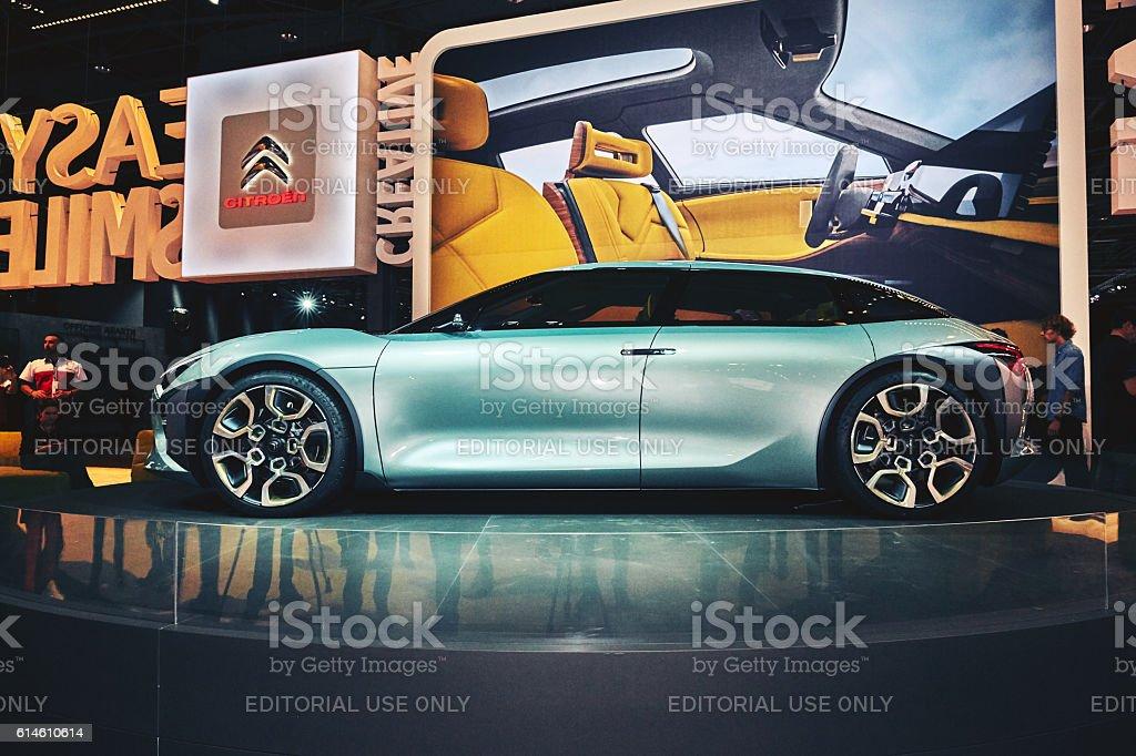 2016 Citroen Experience Concept stock photo