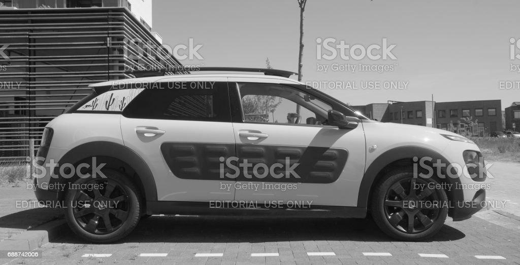 Citroën C4 Cactus stock photo