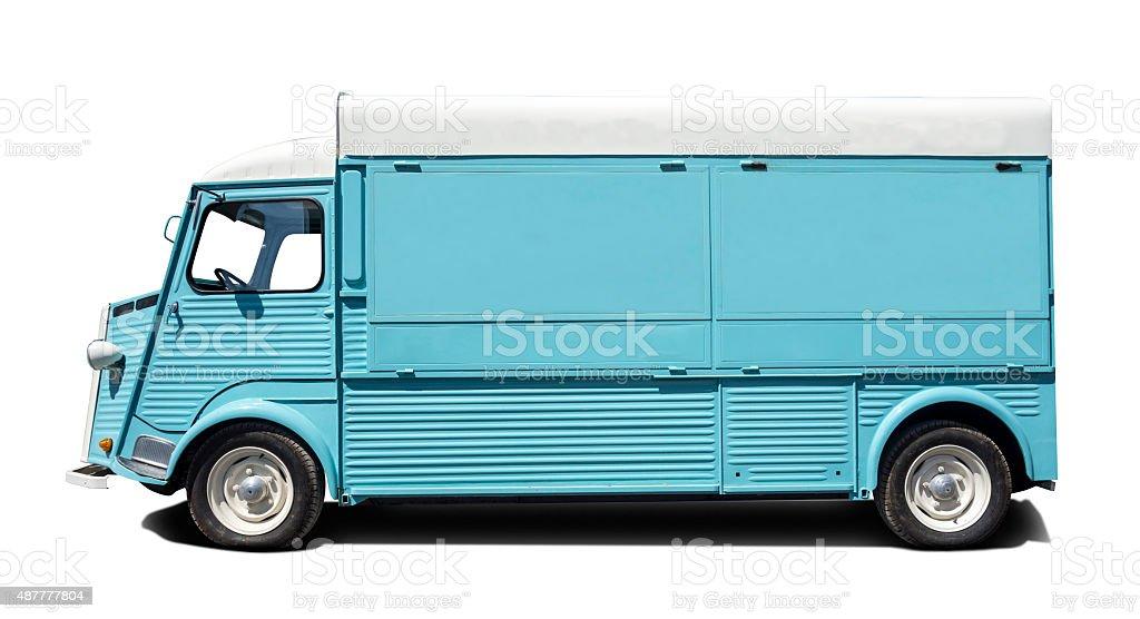 Citroën H Van stock photo