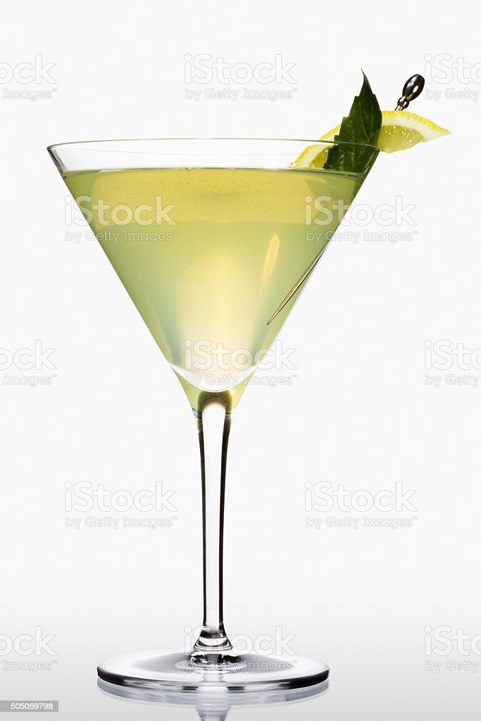 Citrus Cocktail stock photo