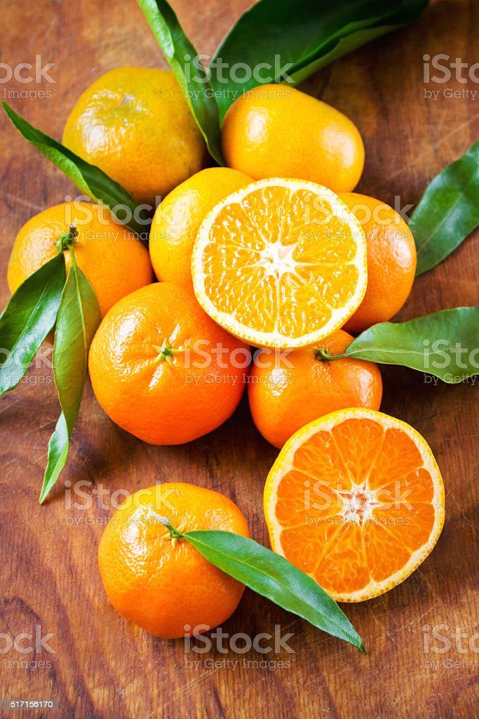 Citrus fresh fruits stock photo