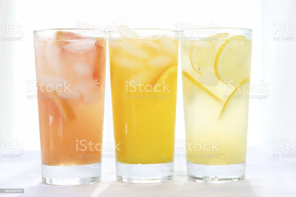 citrus juices royalty-free stock photo