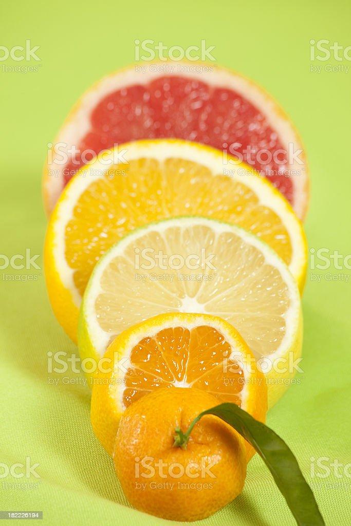 citrus royalty-free stock photo