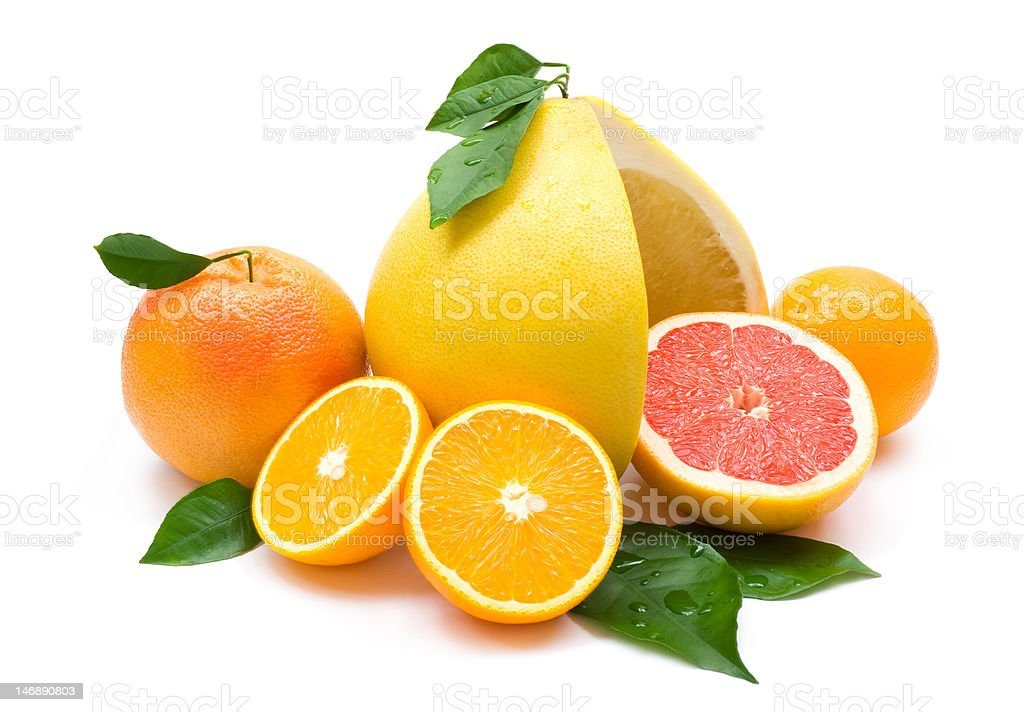 citruses royalty-free stock photo