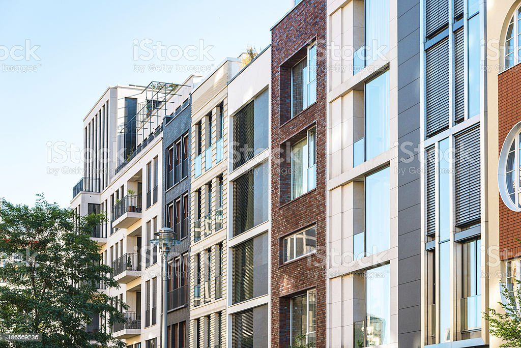 City Architecture royalty-free stock photo
