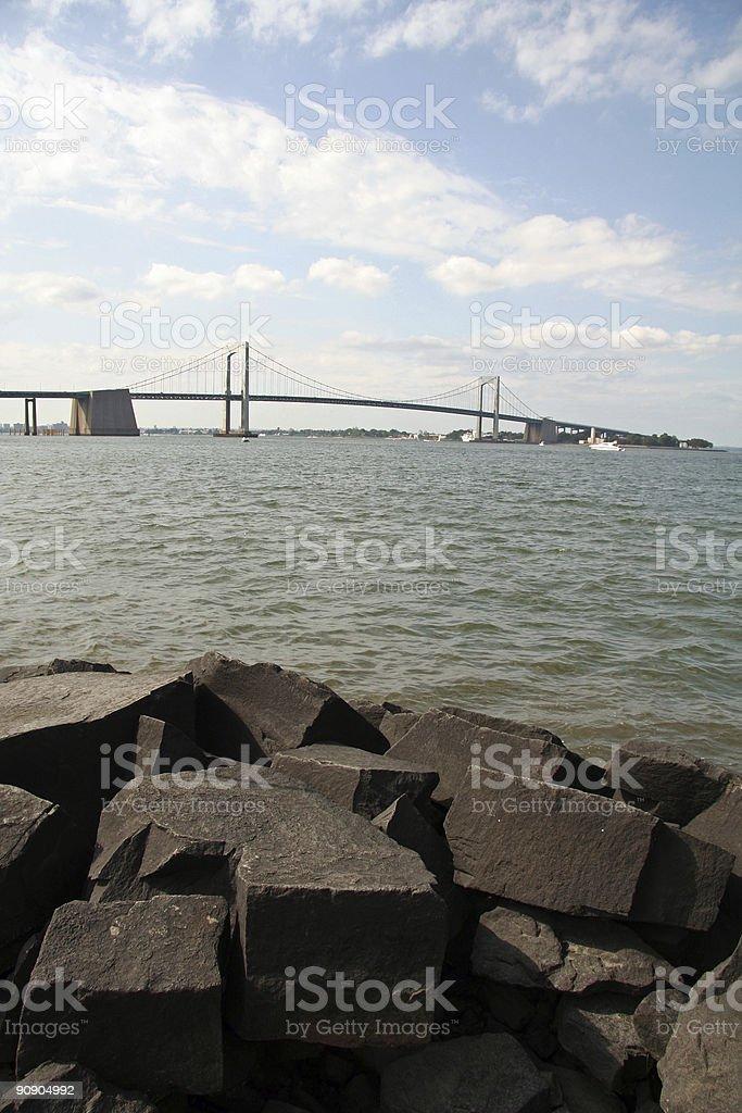 City Bridge royalty-free stock photo