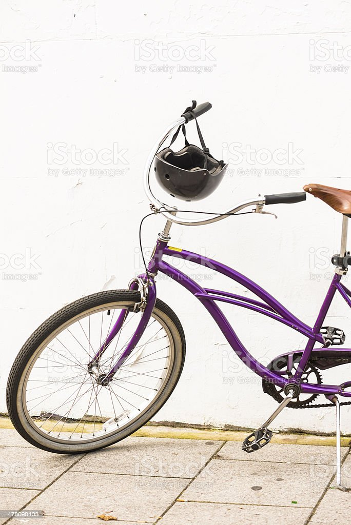 City Bycicle royalty-free stock photo