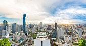 City center at Bangkok, Thailand