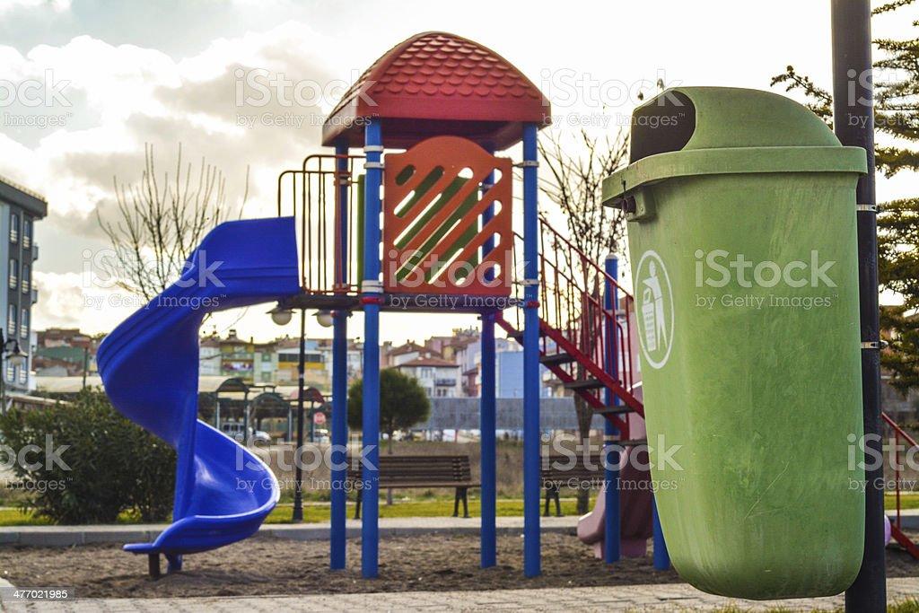 Stadt-Konzept: Kinder Bewusstsein Lizenzfreies stock-foto