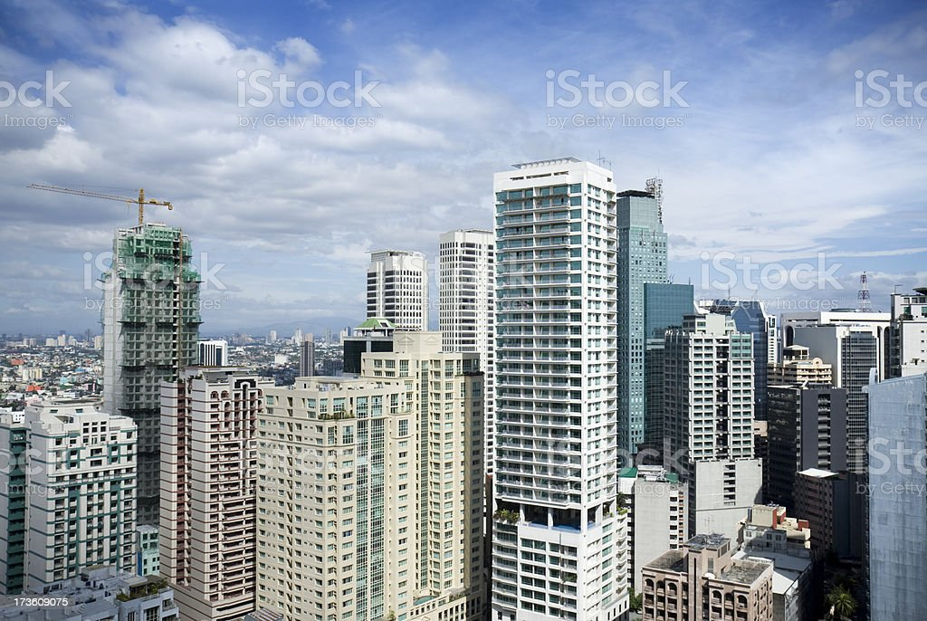 City core royalty-free stock photo