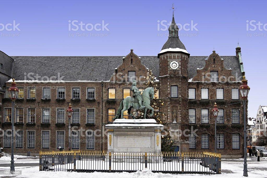 City Council royalty-free stock photo