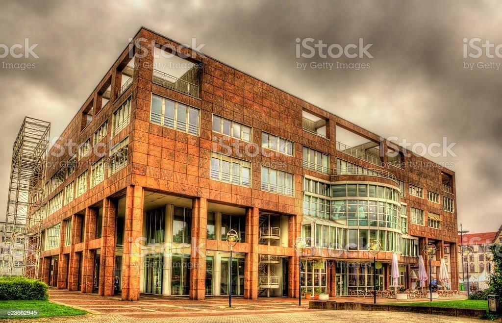 City hall of Dortmund - Germany, North Rhine-Westphalia stock photo