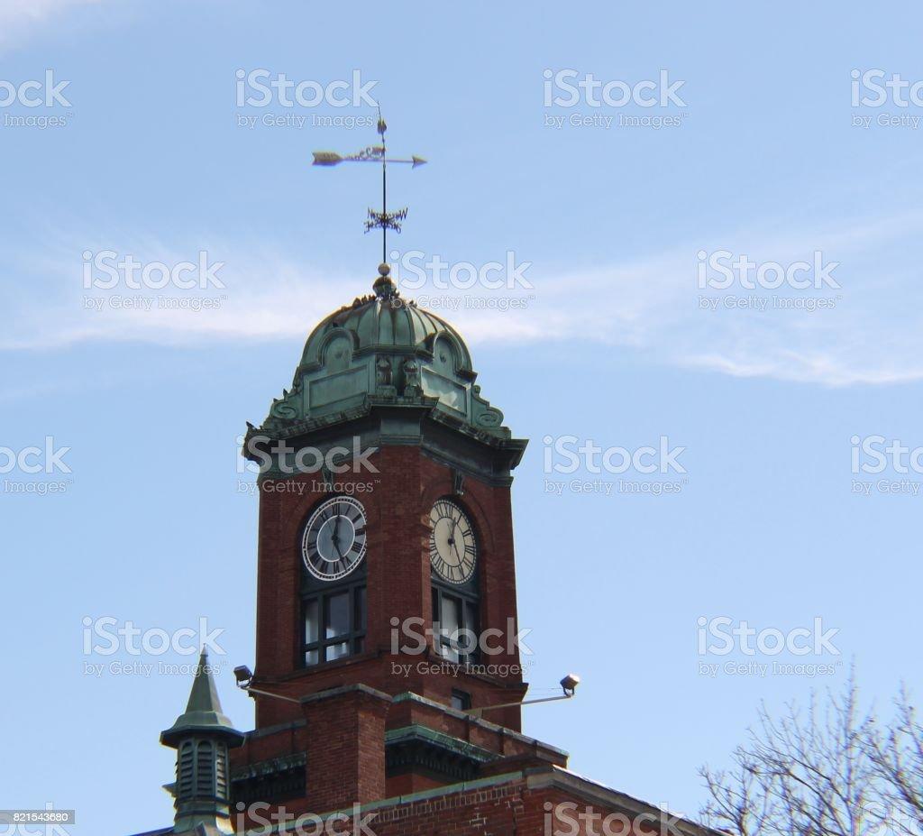 City Hall stock photo