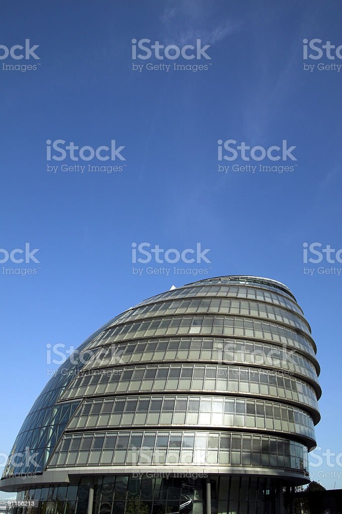 City Hall (London) stock photo